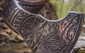 Секира Перуна - защитный символ