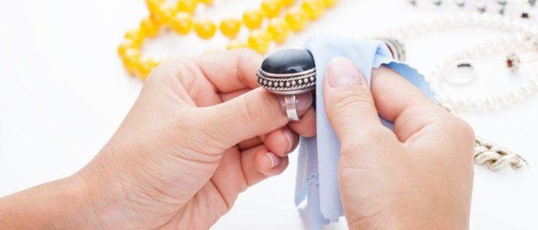 Как почистить серебро своими руками
