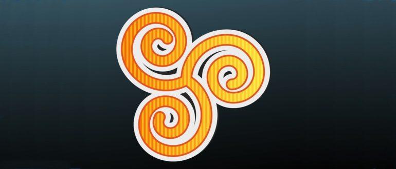 Значение символа Трикселион