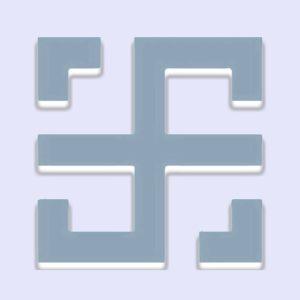 Графическое изображение символа Всеславец