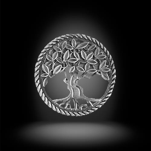Фотография символа древо жизни