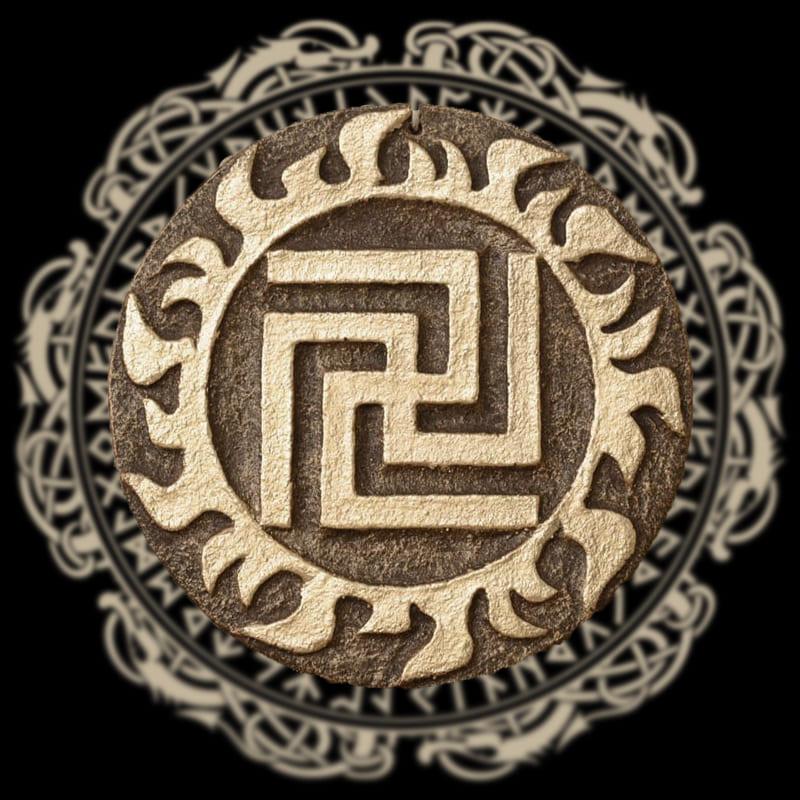 Фотография символа рысич