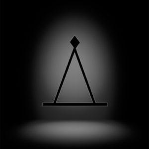 Изображение символа Дый
