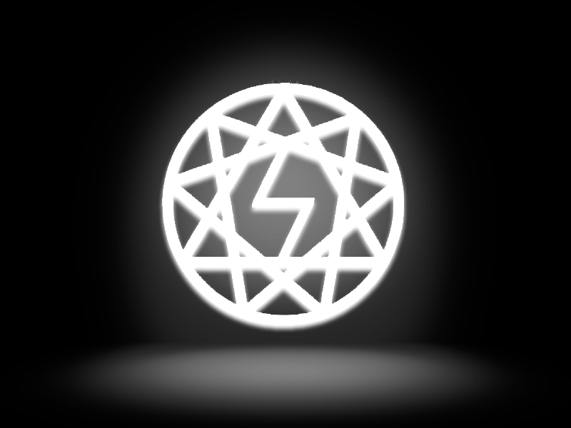 Фотография символа перуница