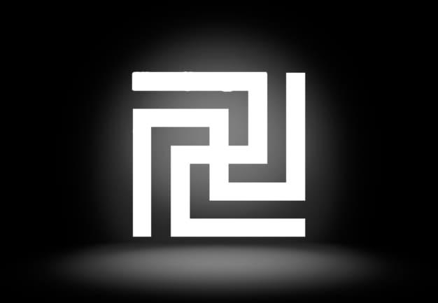 Фото славянского символа Рысич