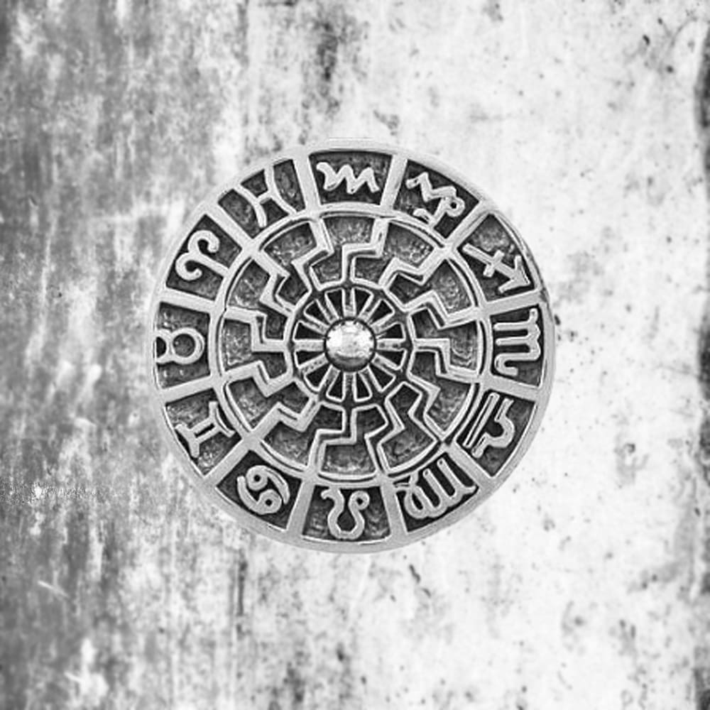 Фото символа черное солнце