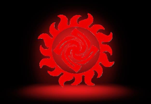 Фото символа знич