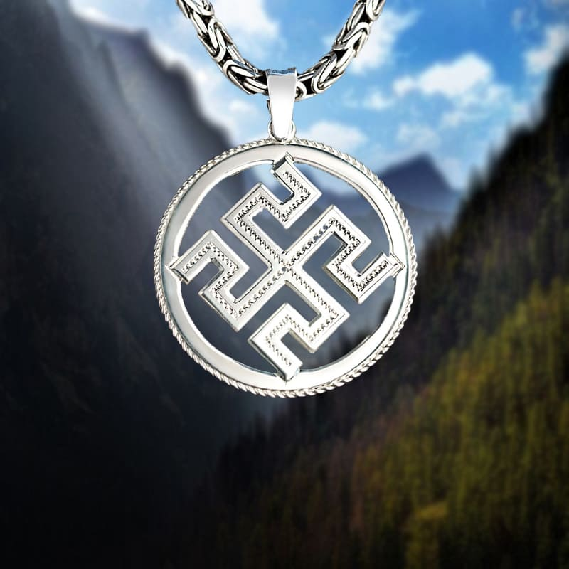 Фотография символа родовик