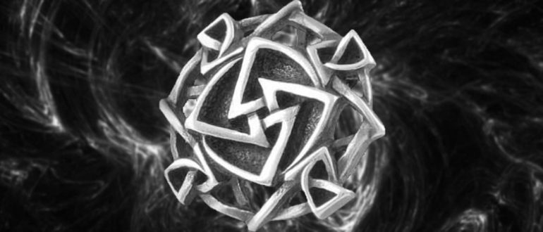 Фотонрафия символа яровик