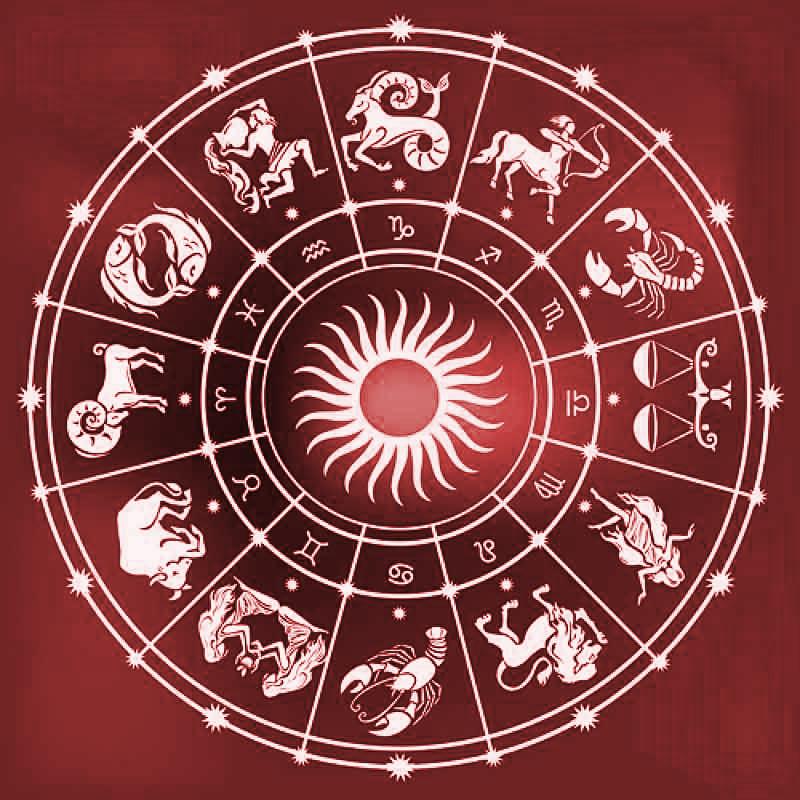 камень гранат и знаки зодиака