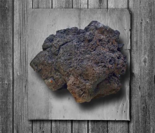 Камень лава – обладатель большой энергетической силы