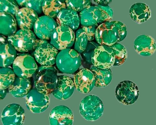фото камня зеленая яшма