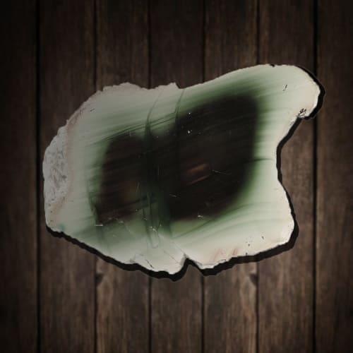 Фотография камня серая яшма