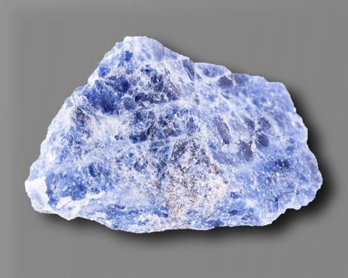 Фотография камня содалит