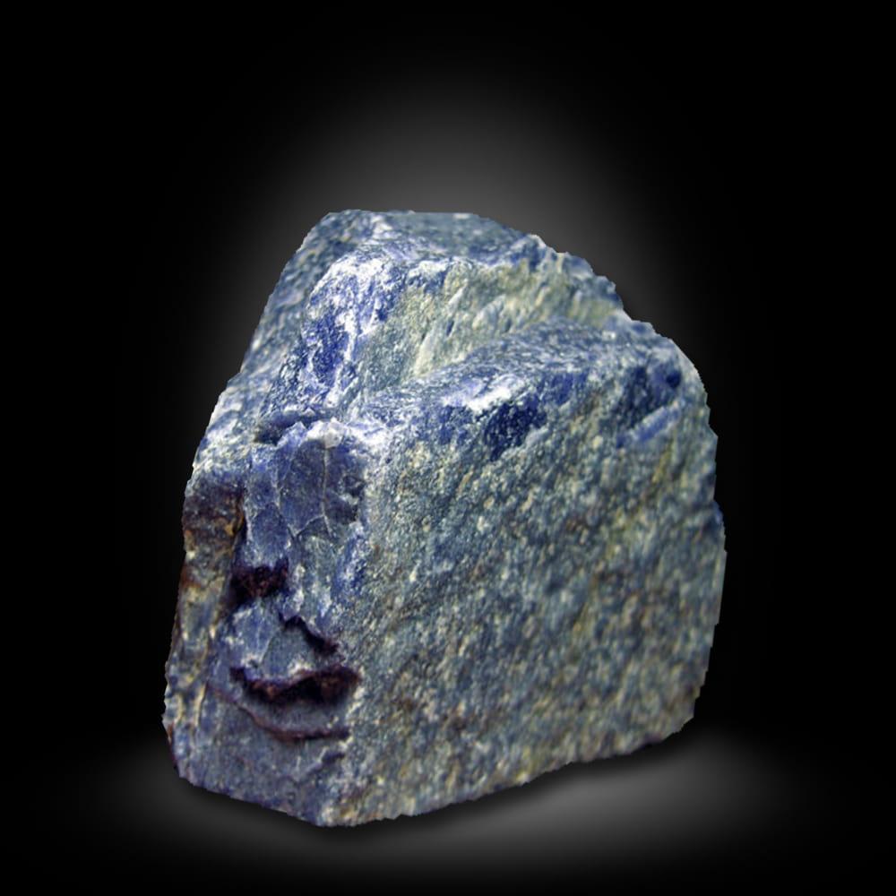 Фотография необработанного камня авантюрин