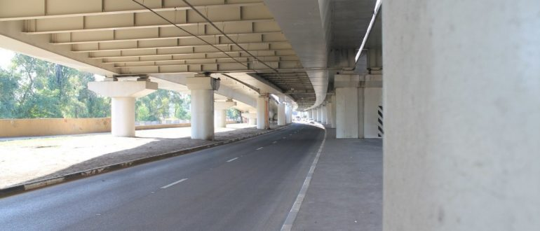 Most Siversa leto